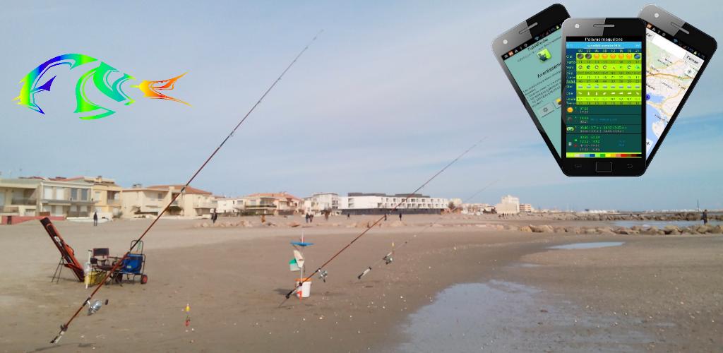 Capture d'écran Météo Marine et Pêche