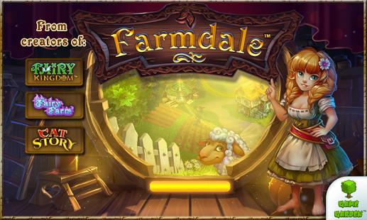 Capture d'écran Farmdale