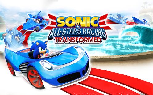 Capture d'écran Sonic Racing Transformed
