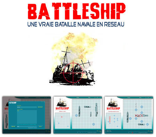 Capture d'écran BATTLE SHIP