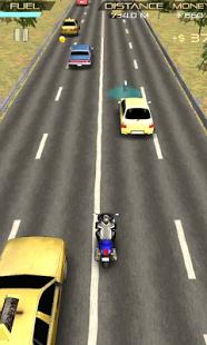 Capture d'écran Crazy Moto Racing Free