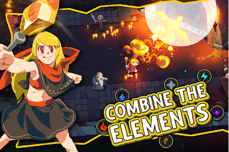 Capture d'écran Elemental Dungeon Android