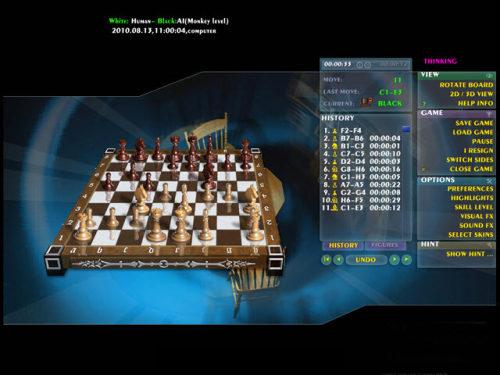 Capture d'écran Grand Master Chess 3