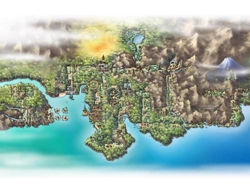 Capture d'écran Pokémon Prisme