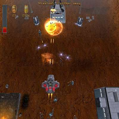 Capture d'écran MachineHell
