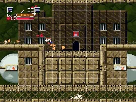 Capture d'écran Cave story