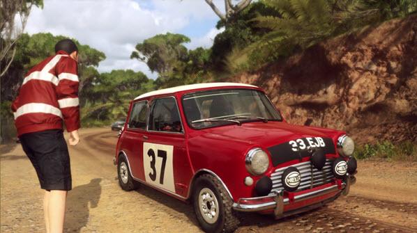 Capture d'écran DiRT Rally 2.0 PC
