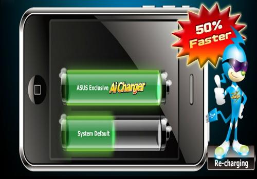 Capture d'écran Asus AI Charger