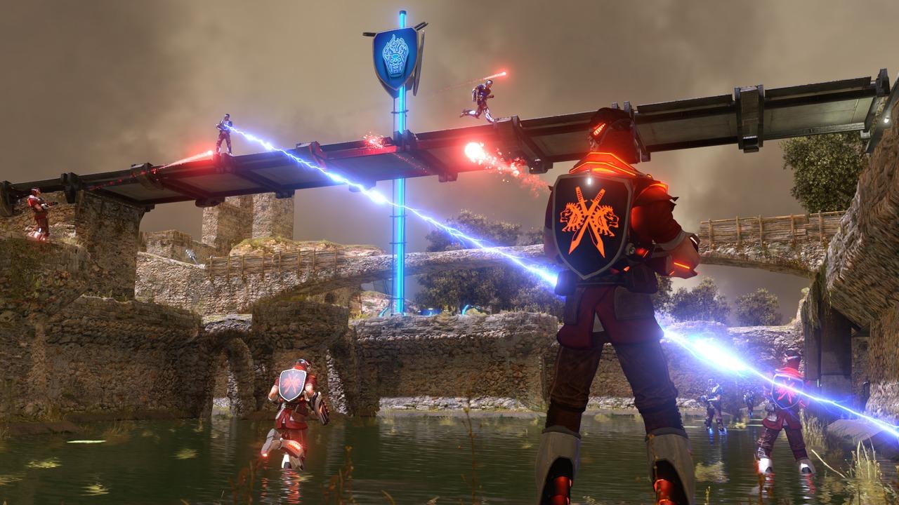 Capture d'écran ShootMania Storm