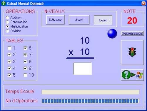 Capture d'écran CMentalO