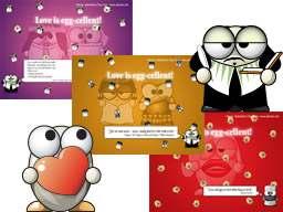 Capture d'écran ALTools Valentines Day Desktop Wallpaper
