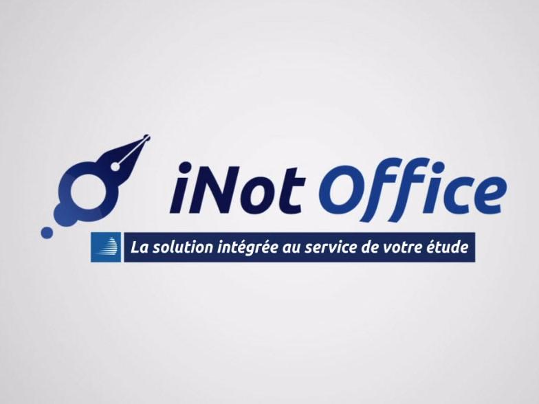 Capture d'écran iNot Office