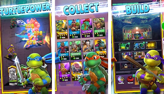 Capture d'écran TMNT : Mutant Madness Android