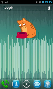 Capture d'écran Cats Widget