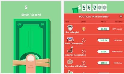 Capture d'écran Make It Rain : Love of Money Android