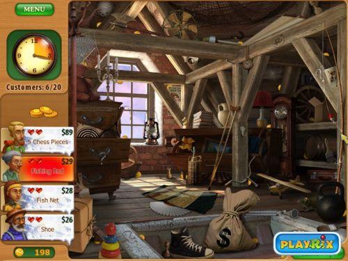 Capture d'écran Playrix Gardenscapes: Mansion Makeover