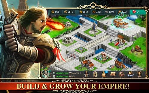 Capture d'écran Age of Kingdom