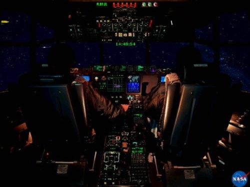 Capture d'écran Space Shuttle Screen Saver