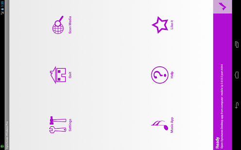 Capture d'écran Sync iTunes to android – Pro