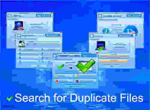 Capture d'écran Search for Duplicate Files