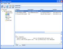 Capture d'écran Total Outlook Converter Pro