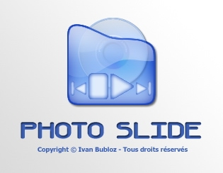 Capture d'écran Photo Slide