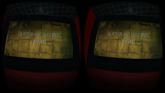 Capture d'écran Cardboard Theater