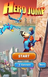 Capture d'écran Hero Jump