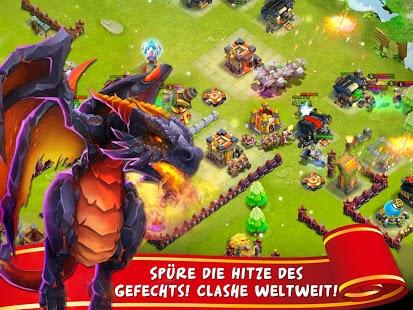 Capture d'écran Schloss Konflikt: Castle Clash