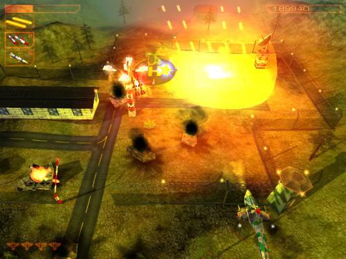 Capture d'écran Helicopter Strike 3D