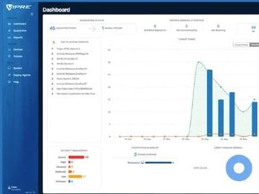 Capture d'écran LastPass Enterprise