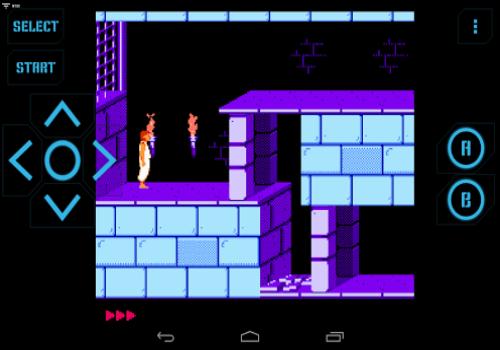Capture d'écran Nostalgia.NES Android