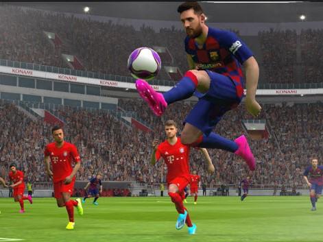 Capture d'écran eFootball PES 2020 Mobile Android