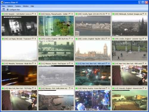 Capture d'écran Visual Hindsight Professional Edition
