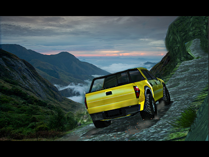 Capture d'écran Hill Climb 3D