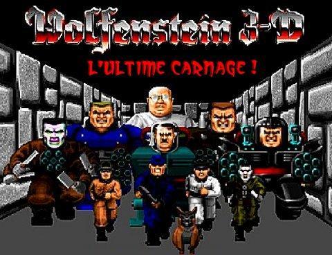 Capture d'écran WOLF 3D : l'ultime carnage