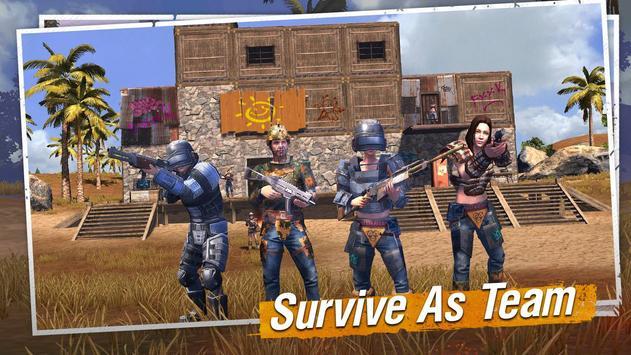 Capture d'écran Last Day Rules : Survival IOS