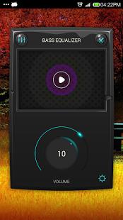 Capture d'écran Equalizer-android