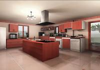 Cuisines et Salles de bains 3D