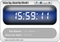 Wake Up Stand Up Réveil ! 1.9.3