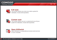 Comodo Cleaning Essentials
