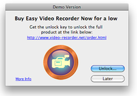 Easy Video Recorder for Mac