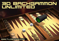 3D Backgammon Unlimited