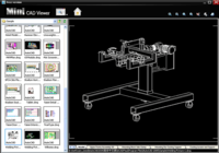 Mini CAD Viewer