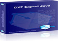 DXF Export Java