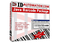 IDAutomation GS1 Databar Java Package
