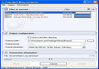 Free Mp3 Wma Converter à télécharger