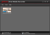 Free Media Recorder Toolbar