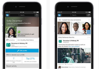 LinkedIn Windows Phone