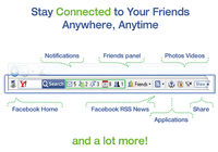 FB Toolbar, The Toolbar for Facebook